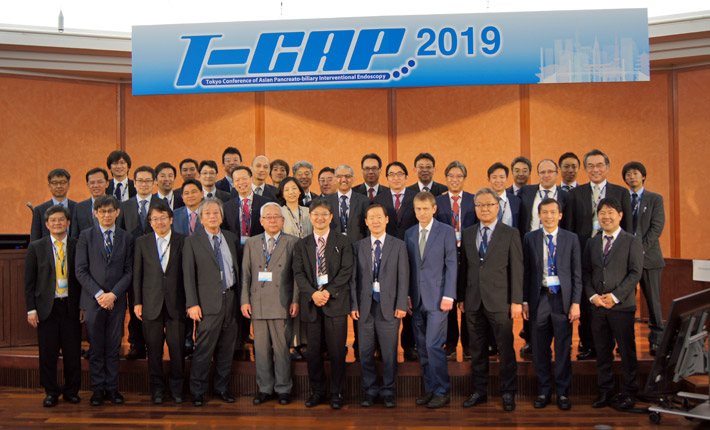 T-CAP Tokyo Conference of Asian Pancreato-biliary Interventional Endoscopist